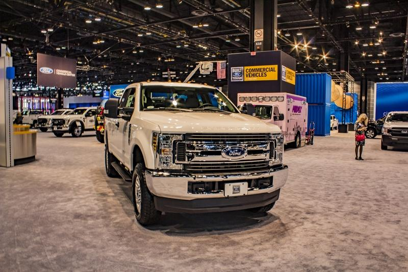 2020 Ford F-250 Super Duty STX - image 823521