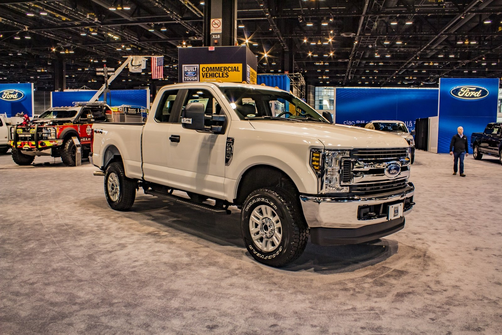 ford   super duty stx top speed