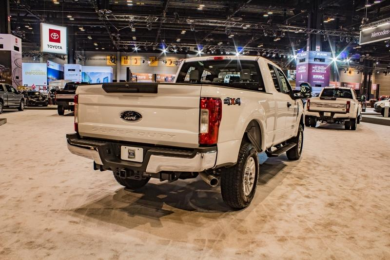 2020 Ford F-250 Super Duty STX - image 823527