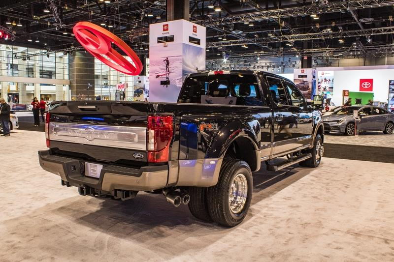 2020 Ford F-350 Super Duty King Ranch | Top Speed