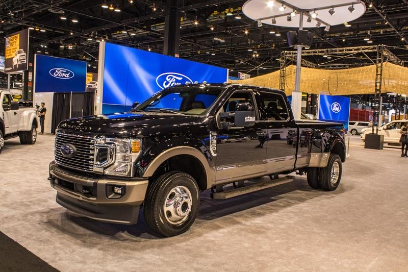 2020 Ford F-350 Super Duty King Ranch
