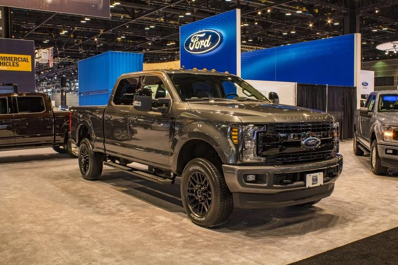 2020 Ford F-350 Super Duty Lariat - image 823626