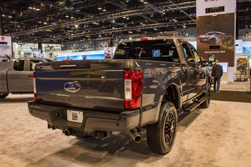 2020 Ford F 350 Super Duty Lariat Top Speed