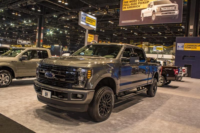 2020 Ford F-350 Super Duty Lariat - image 823638