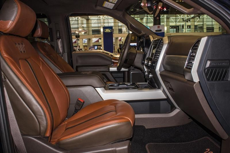 2020 Ford F 350 Super Duty King Ranch Top Speed