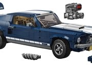Lego Offers Classic 1967 Ford Mustang Kit to Fulfill Your Pony Car Dreams - image 824915