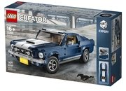 Lego Offers Classic 1967 Ford Mustang Kit to Fulfill Your Pony Car Dreams - image 824916