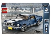Lego Offers Classic 1967 Ford Mustang Kit to Fulfill Your Pony Car Dreams - image 824918