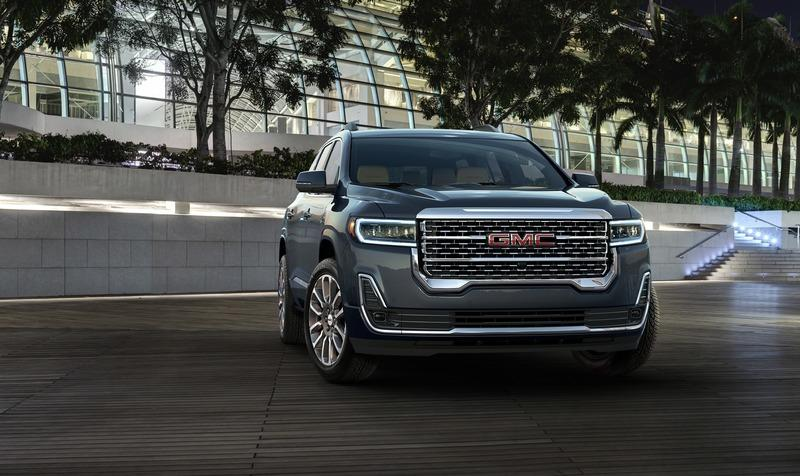 2020 GMC Acadia | Top Speed