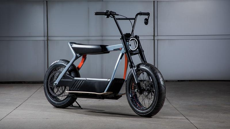 Harley-Davidson Brings Two Electric Concepts To 2019 X-Games