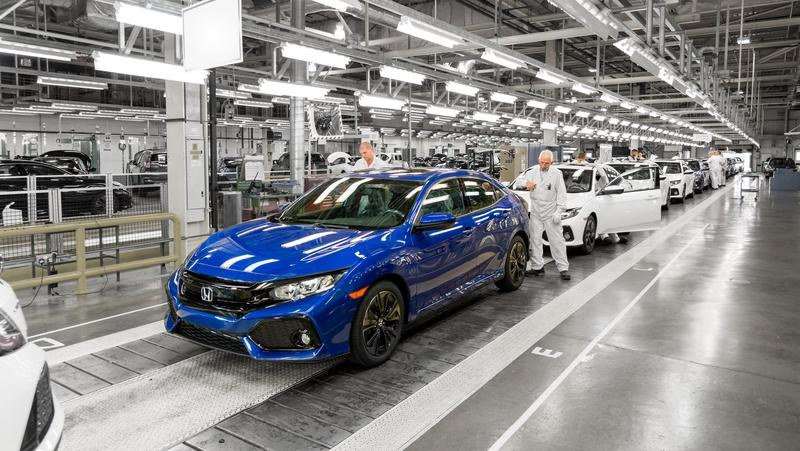 Honda Reportedly Closing Down Swindon, UK plant by 2022