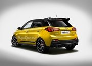 The 2020 Hyundai i20 Will Hit the Market to Take on the Ford Fiesta ST and Renault Clio RS - image 823379