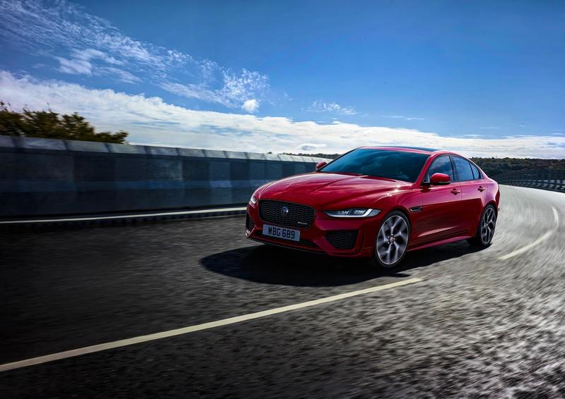 Jaguar Thinks There's Still Life in Saloons and Sports Cars and Won't Give Into the SUV Craze