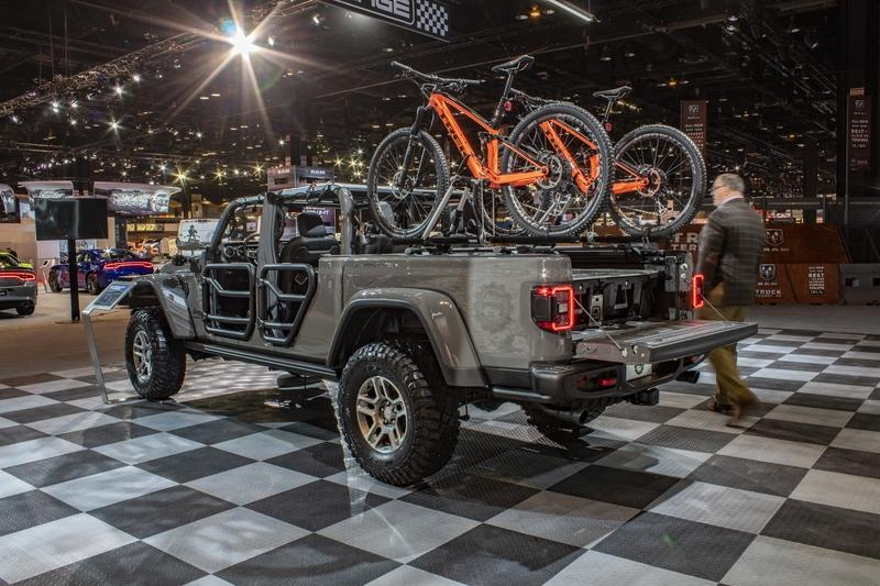 The Jeep Wrangler Feels the Burn as People Buy MOPAR Parts Like Crazy for the 2020 Jeep Gladiator