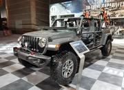 Jeep Gladiator Goes Fancy with Katzkin Leather in Chicago - image 820161