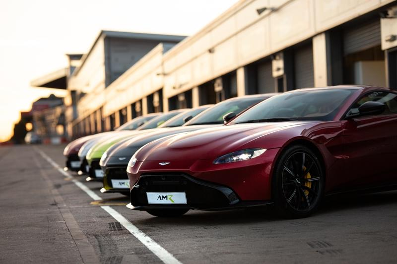 Join the AMR Drivers' Club and Aston Martin Will Teach You How to Really Drive Your Sports Car
