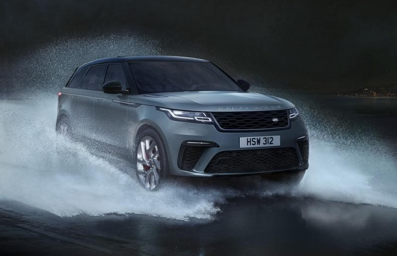 Range Rover Velar Photos Pictures Pics Wallpapers Top