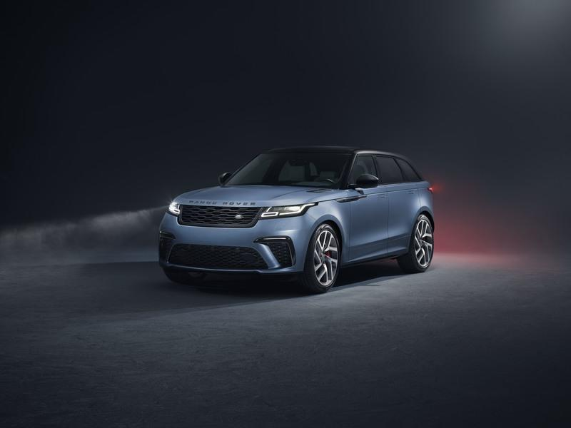 2019 Land Rover Range Rover Velar SVAutobiography Dynamic Edition - image 819727
