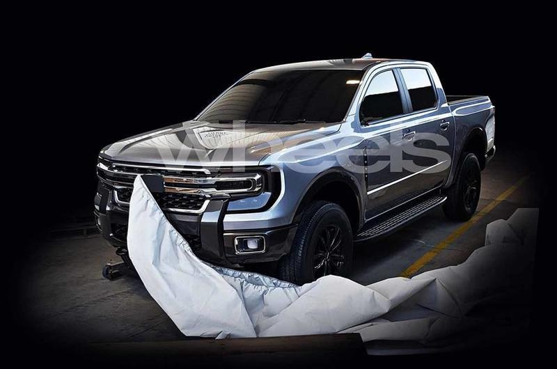 Leaked Images Show Off the 2021 Ford Ranger Long Before Its Scheduled Debut