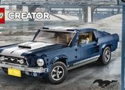 Lego Offers Classic 1967 Ford Mustang Kit to Fulfill Your Pony Car Dreams - image 825092