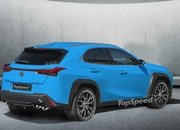 A Hot Lexus UX F Crossover Could Be in the Works - Here's What it Will Look Like - image 819513