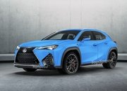 A Hot Lexus UX F Crossover Could Be in the Works - Here's What it Will Look Like - image 819512