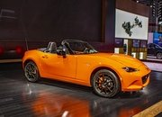 The Mazda MX-5 Miata 30th Anniversary Edition Proves that the U.S. Market Remains a Hotbed for Special Edition Models - image 821564