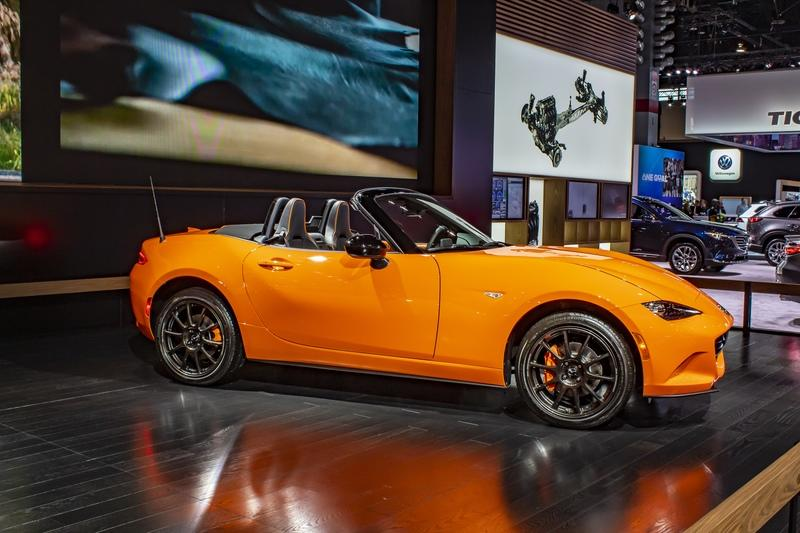 The Mazda MX-5 Miata 30th Anniversary Edition Proves that the U.S. Market Remains a Hotbed for Special Edition Models - image 821565