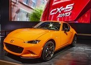 The Mazda MX-5 Miata 30th Anniversary Edition Proves that the U.S. Market Remains a Hotbed for Special Edition Models - image 821568