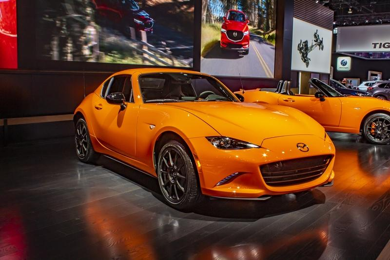 The Mazda MX-5 Miata 30th Anniversary Edition Proves that the U.S. Market Remains a Hotbed for Special Edition Models