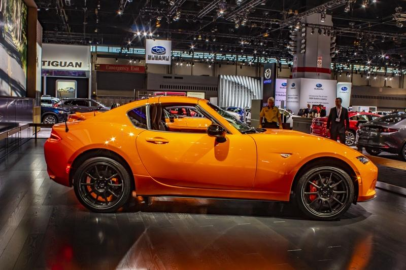 Most Fun Cars To Drive >> 2019 Mazda MX-5 Miata 30th Anniversary Edition | Top Speed