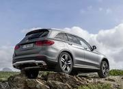 The 2020 Mercedes GLC Has Been Subtly Updated with the Brand's Latest Style and Technology - image 826476