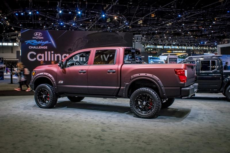 Lifted Nissan Titan >> 2019 Nissan Titan Rocky Ridge Concept | Top Speed