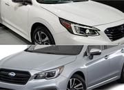 Old versus New: How different is the 2020 Subaru Legacy to its predecessor? - image 820891