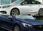Old versus New: How different is the 2020 Subaru Legacy to its predecessor? - image 820890