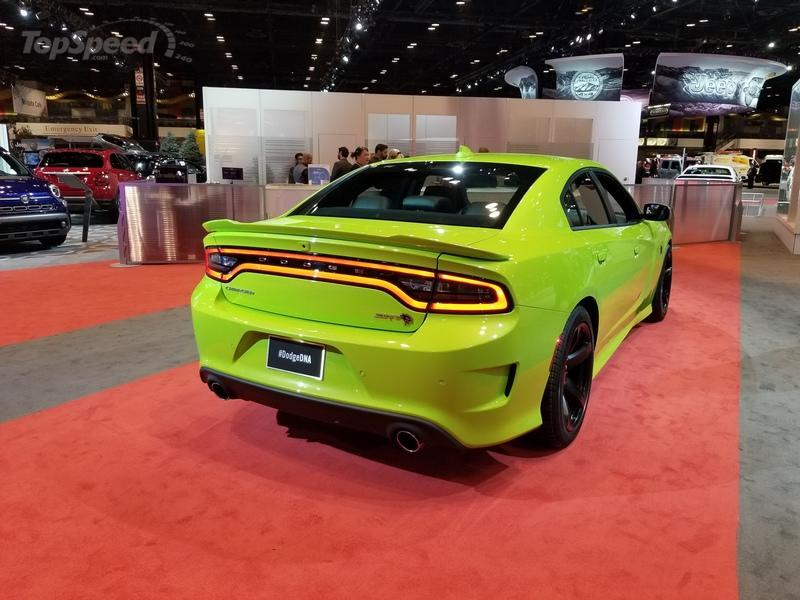One of Dodge's Most Iconic Paint Colors is Making a Comeback at the Chicago Auto Show
