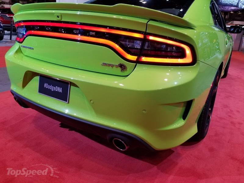 One of Dodge's Most Iconic Paint Colors is Making a Comeback at the Chicago Auto Show - image 820713
