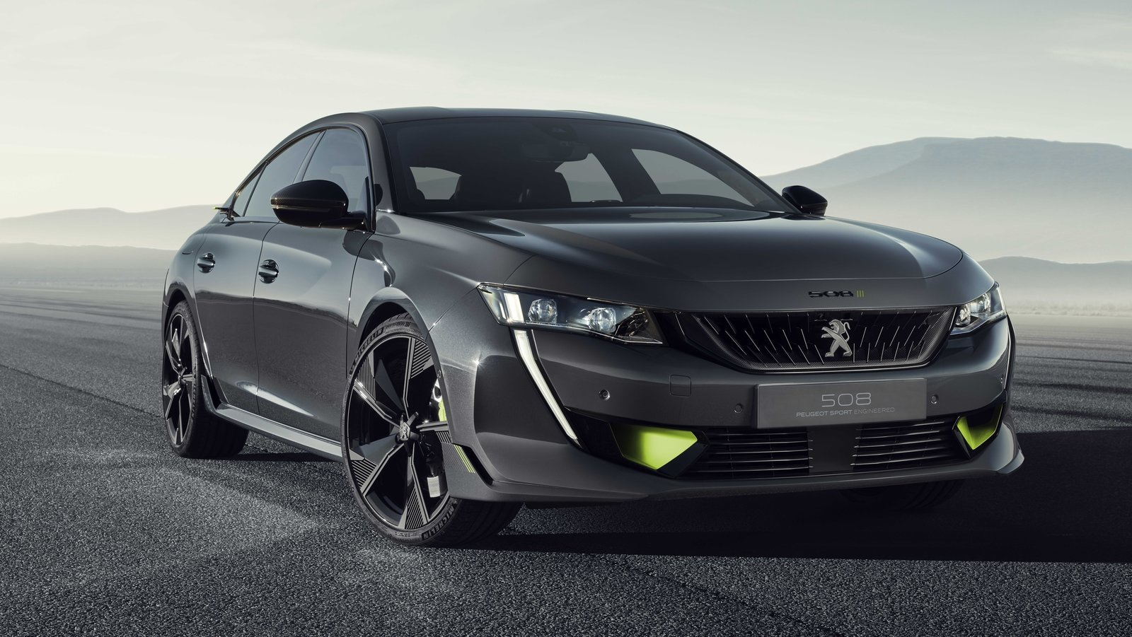 2019 Peugeot 508 Sport Engineering Concept Pictures ...