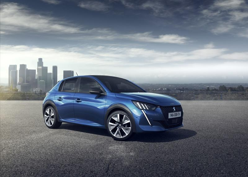 Wallpaper of the Day: 2019 Peugeot 208