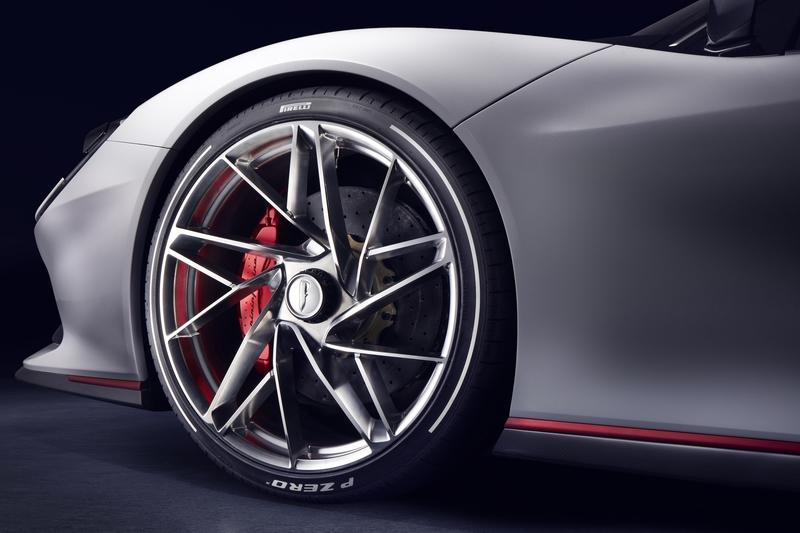Pininfarina Teases Battista Hypercar With a Generous Portion of Wheel