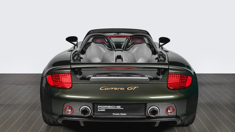 "Porsche Carrera GT ""Recommissioned"" by Porsche Classic - image 819631"