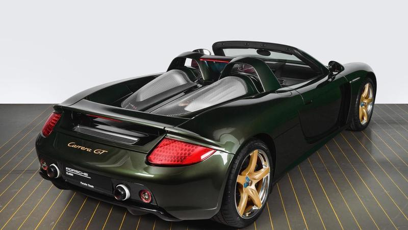 "Porsche Carrera GT ""Recommissioned"" by Porsche Classic - image 819632"