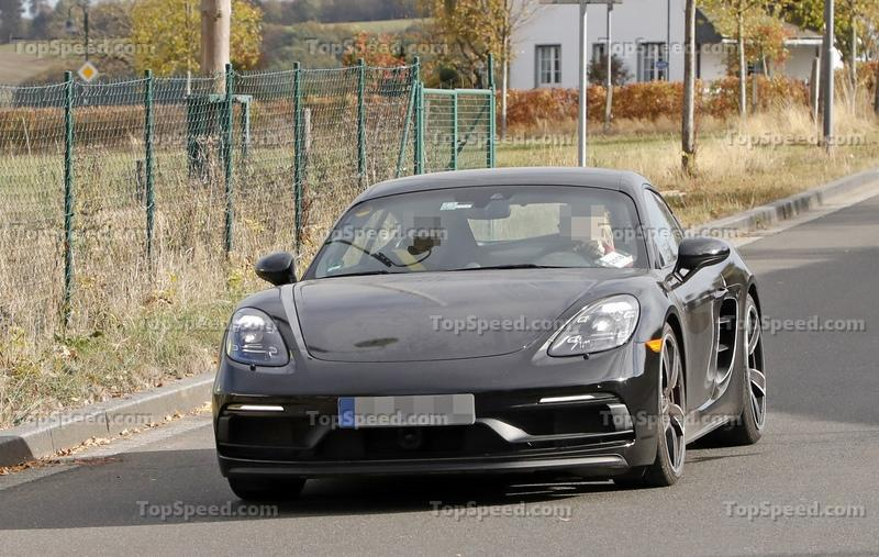 The Porsche Cayman GT4 Touring Could Be The Perfect Sports Car