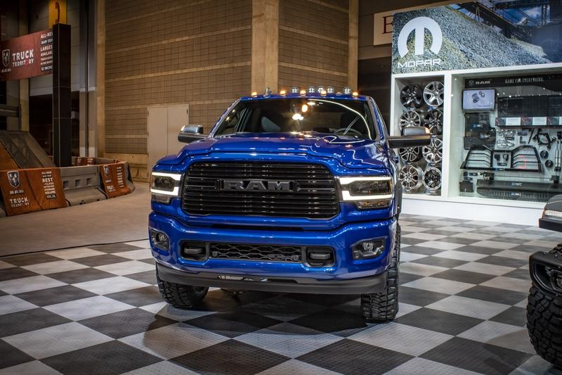 2019 Ram 2500 Heavy Duty By Mopar