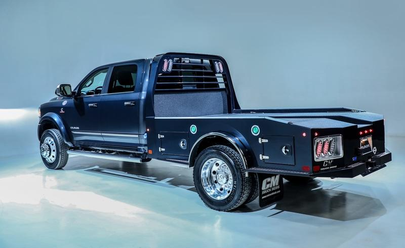 2020 Ram Chassis Cab Brings A New Generation Of Work Trucks To Chicago | Top Speed