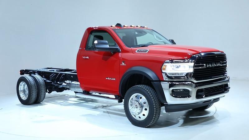 2020 Ram Chassis Cab Brings a New Generation of Work Trucks to Chicago - image 820417