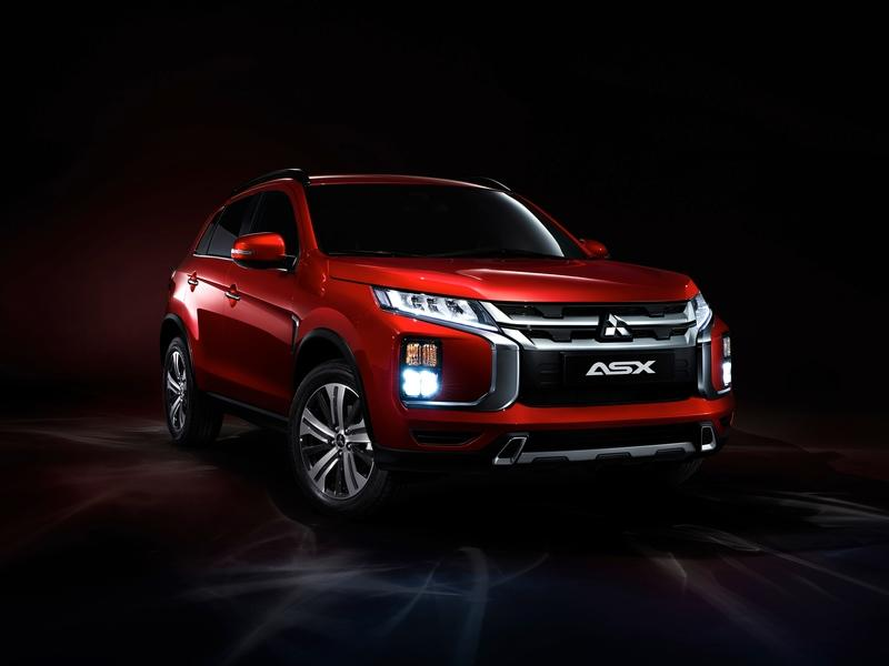 The Redesigned 2020 Mitsubishi Outlander Sport is Here to Cosplay As The Eclipse Cross