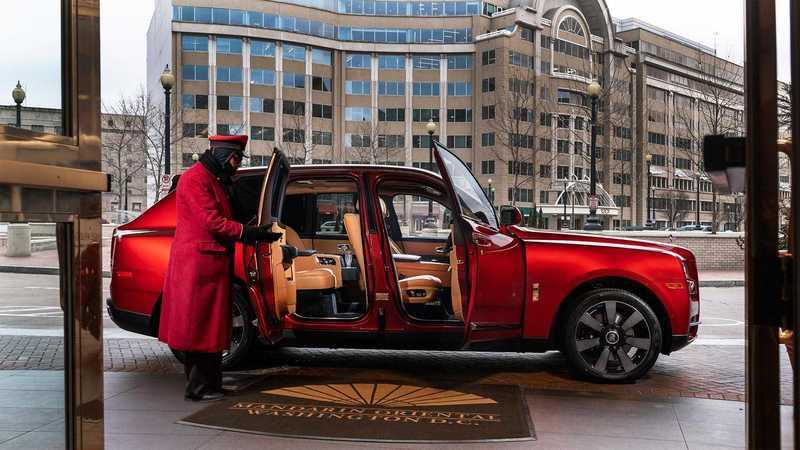 Rolls-Royce's Collaboration with The Mandarin Oriental Hotel Chain is a Celebration of The Chinese New Year - image 820930