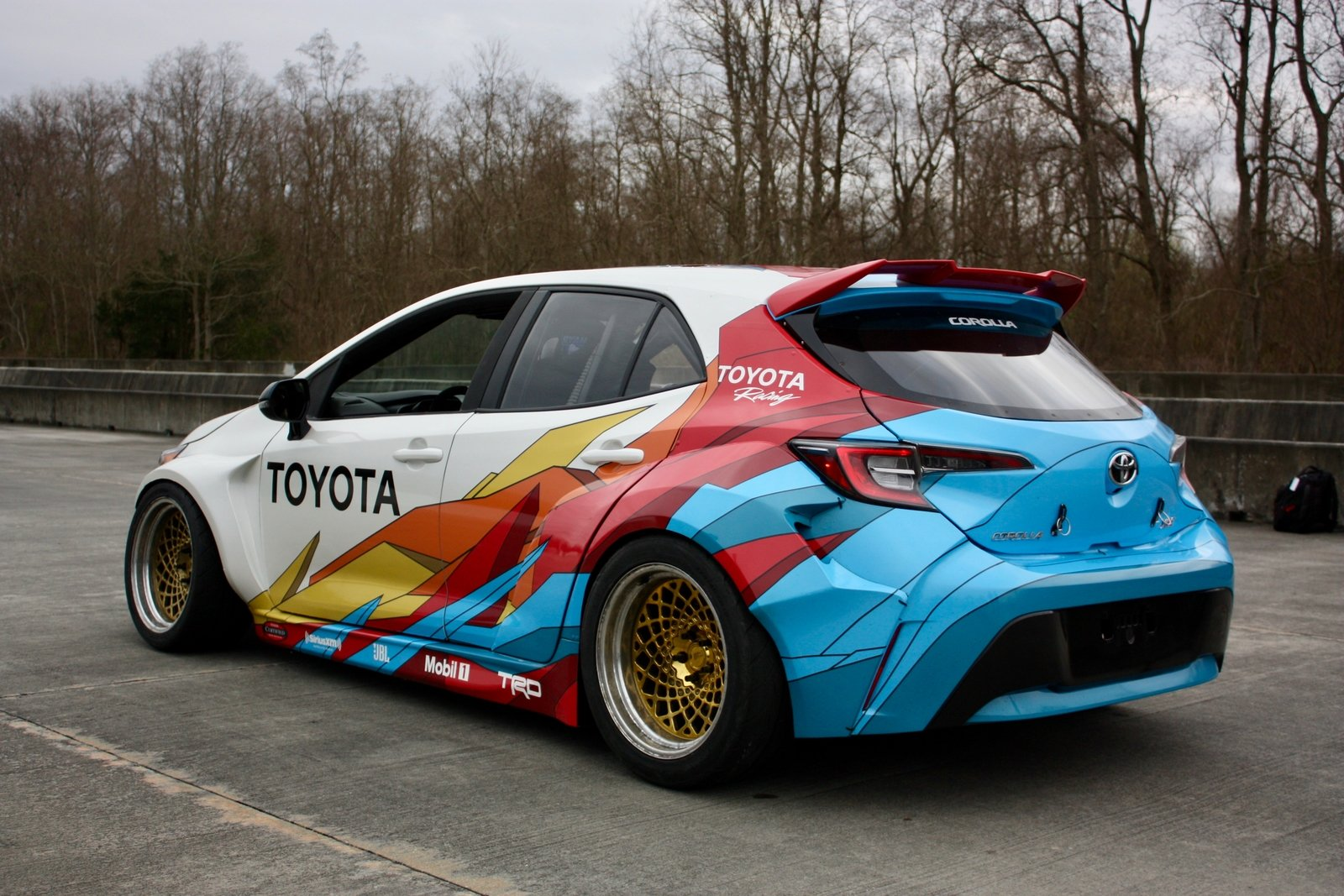 Toyota Of Surprise >> I Took A Ride In Ryan Tuerck's Toyota Corolla Hatch Drift Car And It Melted My Brain   Top Speed