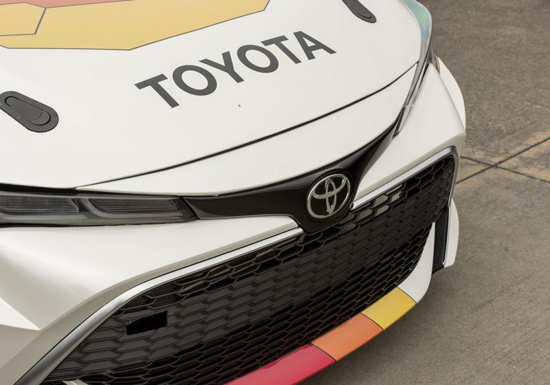 2019 Papadakis Racing Toyota Corolla Hatch Formula Drift Car